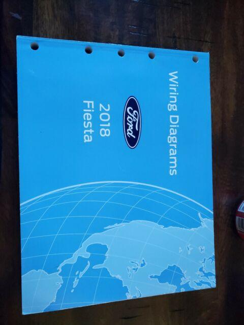 2018 Ford Fiesta Wiring Diagram Manual