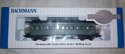 Bachmann Ho Scale Undecorated Passenger Car Painted N2-2