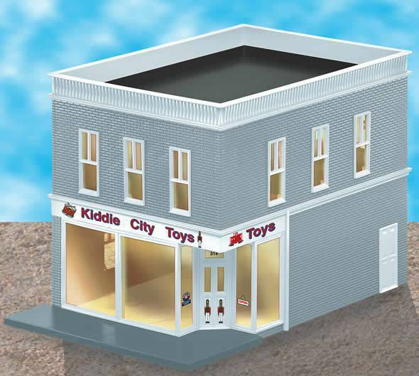 Lionel Kiddie City Juguetes 6-34129 Main Street edificio-Nuevo