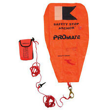 Promate Safety Stop Anchor Safety Signal and Lift Bag Buoy for Scuba Diving