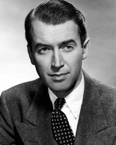 """8X10 PUBLICITY PHOTO AA-813 JAMES STEWART IN THE FILM /""""CALL NORTHSIDE 777/"""""""