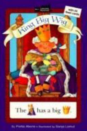 King Big Wig by Portia Aborio