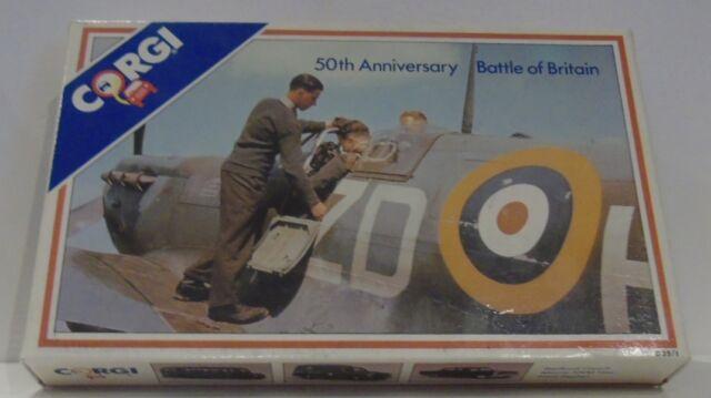 Corgi Classics D35/1 50th Anniversary of Battle of Britain Bedford Morris Ford