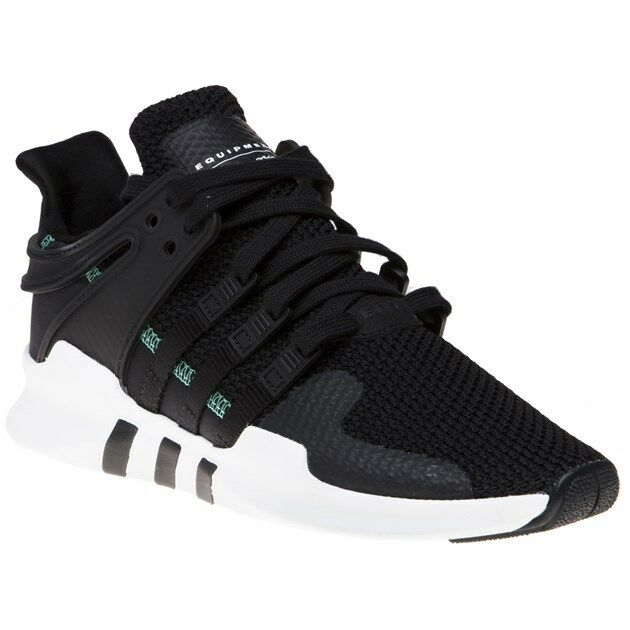 5d8878e7919e Men s adidas Originals EQT Support ADV Trainers in Black - Size UK 6   EU  39 1 3 for sale online
