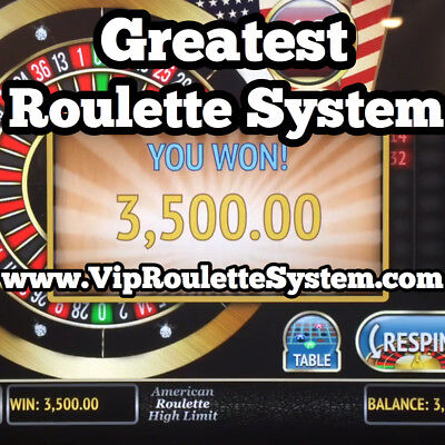 Best Roulette System Ever