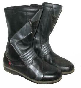 034-Dainese-034-Men-039-s-Motorcycle-Boots-Boots-Biker-Boots-IN-Black-Approx-42-5