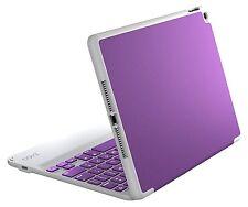 ZAGG iPad Air Keyboard Folio Thin Bluetooth Wireless Case Cover QWERTY Purple