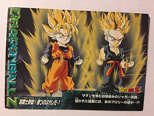 Dragon Ball Z Collection Card Gum 175