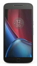 Moto G4 Plus 4th Gen 32GB Dual Sim with Manufacturer Warranty-Black Color