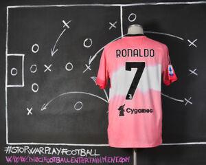juventus vs verona match worn issued shirt human race limited edition ronaldo ebay ebay