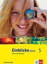 1 von 1 - 5. Schuljahr, Schülerbuch  Einblicke