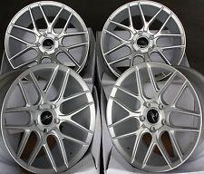 """18"""" RIVER R-7 ALLOY WHEELS FITS BMW E46 E90 E91 E92 E93 Z3 Z4 F30 F31 F32 F33 X3"""