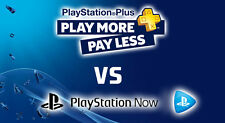 PS PLUS 14 DAY TRIAL + PLAYSTATION NOW FOR PS4, PS3, PS VITA. READ DESCRIPTION!