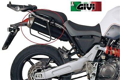 Telaietti Laterali Givi T221 specifici per Honda XL Transalp 700 V