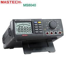 MASTECH MS8040 22000 Counts 4.5 Digit-True RMS Autoranging Bench Top DMM