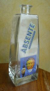 carafe pichet PUBLICITAIRE absinthe absente , VAN GOGH