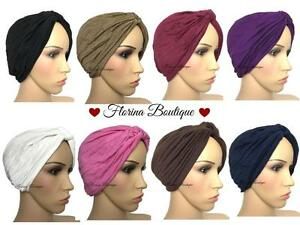 Cotton-Turban-hats-underscarf-cap-hijab-lovely-stretchy-jersey-material