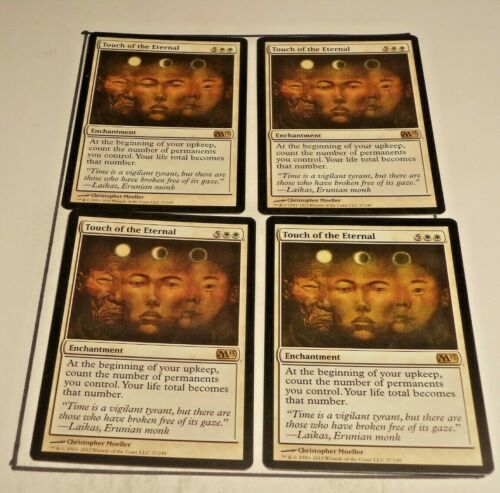 4x Playset MTG Magic the Gathering Complete Set of Cards 4 x4 Portal