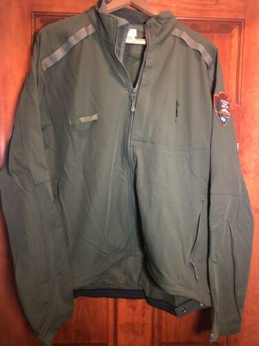 National Park Service Apex Jacket Softshell Size M