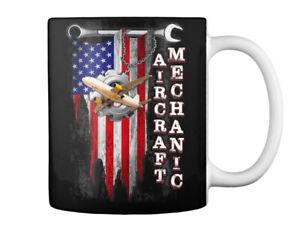 Quality Proud Aircraft Mechanic Gift Coffee Mug Gift Coffee Mug