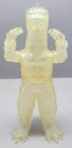 RARE-Y-MSF-Godzilla-villain-GABARA-6-inch-CLEAR-version-figure-from-Japan