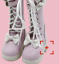 1//3 BJD Shoes Lace-up Boots High Heel Boots for SD Dollfie Doll DOD AOD MID