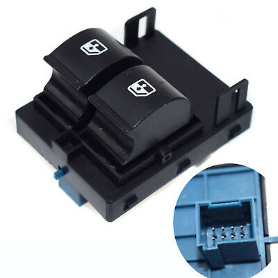 Window Lift Switch with Frame for Nemo Fiorino Bipper 735461275 Electric Window Switch