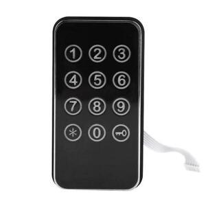 Digital Zutrittskontrolle Codeschloss Transponder Zugangssystem Turoffner Satz D Ebay