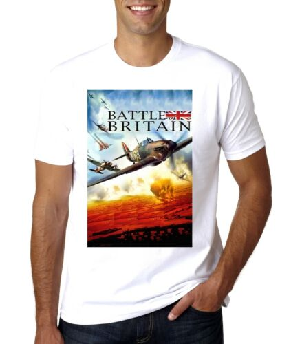 3XL NEW BATTLE OF BRITAIN MOVIE POSTER   T-SHIRT SIZES FROM SML