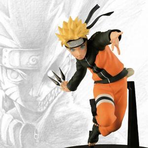 Naruto Shippuden Uzumaki Naruto Shonen Jump 50th Anniversary Figure 16cm NoBox