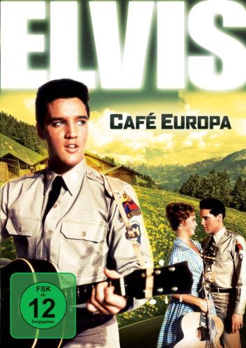 1 von 1 - DVD * CAFÉ EUROPA | ELVIS PRESLEY # NEU OVP +