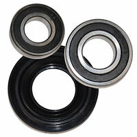 Hqrp Bearing & Seal Kit For Whirlpool Duet Sport Wfw9050xw03 Wfw9150ww00 Washer