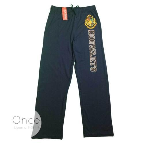 Mens Official HARRY POTTER HOGWARTS Pyjama Lounge Pants from PRIMARK