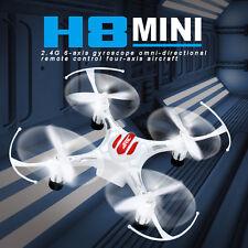 Black JJRC H8 Mini RC Drone Quadcopter 2.4G 4CH 6 Axis Gyro Headless Mode RTF