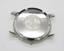 New Old Stock CASE FOR OMEGA Seamaster 166.002 166.0002 with storage signs
