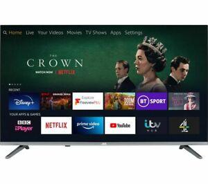 "JVC LT-32CF600 Fire TV Edition 32"" Smart HD Ready LED TV with Amazon Alexa"