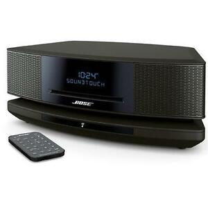 Bose Audio >> Bose Wave Soundtouch Music System Iv Audio Shelf System Espresso
