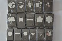 Stampin' Up Punches Designs Large And Extra Large