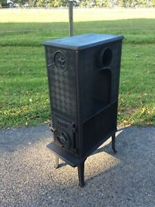 Jotul 606 Wood Burning Stove Cast Iron Excellent Condition