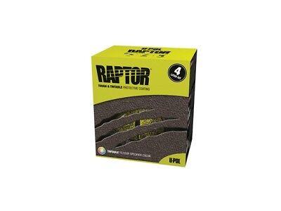 Raptor Tough And Protective Bedliner Kit, Black 2.6 Voc, 8lbs Upl-up0820v New!
