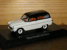 SIMCA ARONDE P60 RANCH 1/43 NOREV