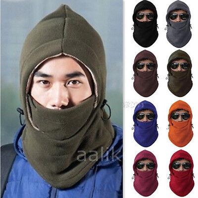 Warm Winter Beanie CS Hat Sport Clothing Cap Men Scarf Hood Ski Face Cover Mask