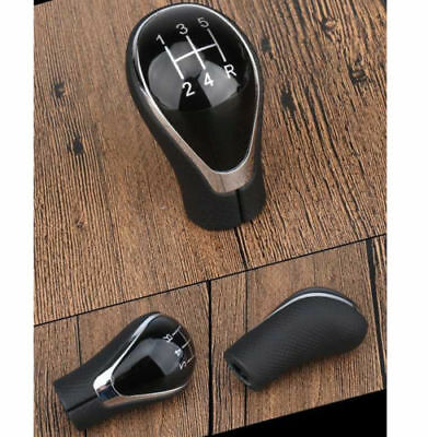 Gearsticks & Gear Knobs 5 Speed Black Manual Gear Shift Knob For ...