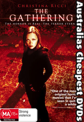 1 of 1 - The Gathering DVD NEW, FREE POSTAGE WITHIN AUSTRALIA REGION 4