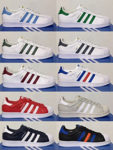 Atléticos Superstar Zapatos Retro Adidas Originals Foundation 7qxXp