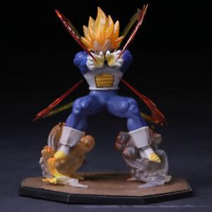 Anime Dragon Ball Z Super Saiyan blue Vegeta PVC Action Figure Figurine Toy Gift