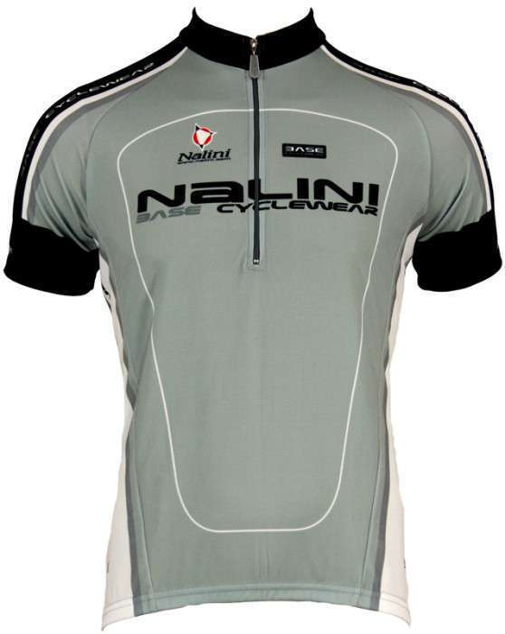 Nalini Base Radsport  Kurzarmtrikot silverITE grey  wholesale cheap