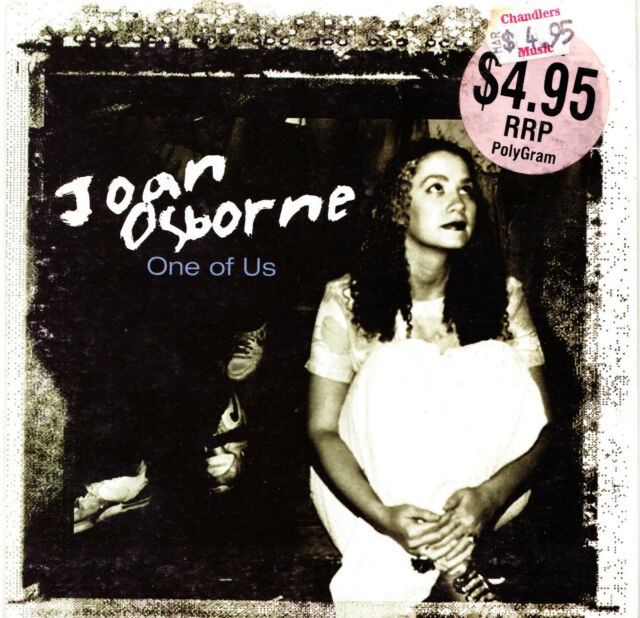 JOAN OSBORNE - ONE OF US (CARDSLEEVE CD SINGLE) (1995) 8523682