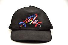 Vintage Tour de France Motorola Cycling Team 1993 Black Embroidered Snapback Hat