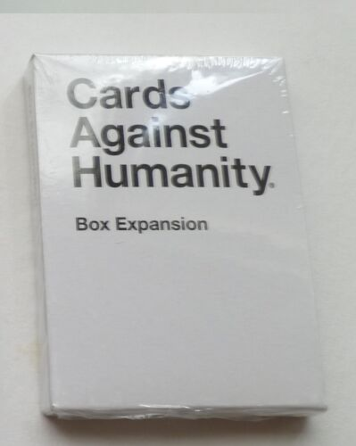 NEW Cards Against Humanity Box Expansion Pack